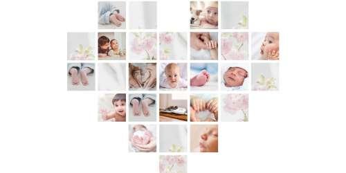 Coffrets naissance personnalisables, éco-responsable et fait main