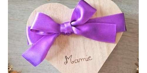 Cadeaux d'annonce de grossesse famille, papi, mamie, parrain, marraine...