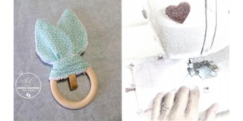 DIY bébé naissance et zéro déchet, fournitures et ateliers à Aix en Provence