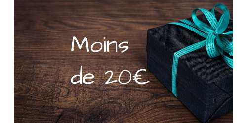 Cadeaux éco-responsables et coffrets personnalisables bébé enfant adulte à moins de 20€ à découvrir