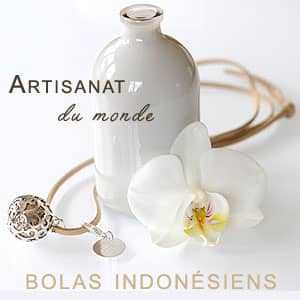 Artisanat indonésien - bola de grossesse